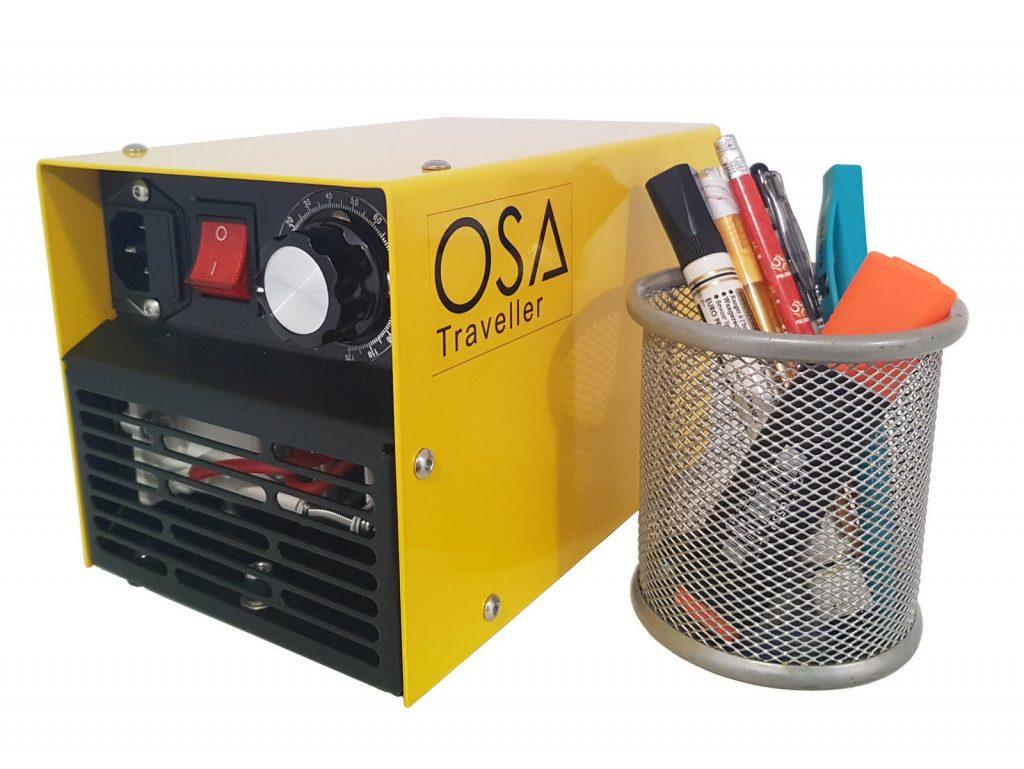 ozonator podróżny