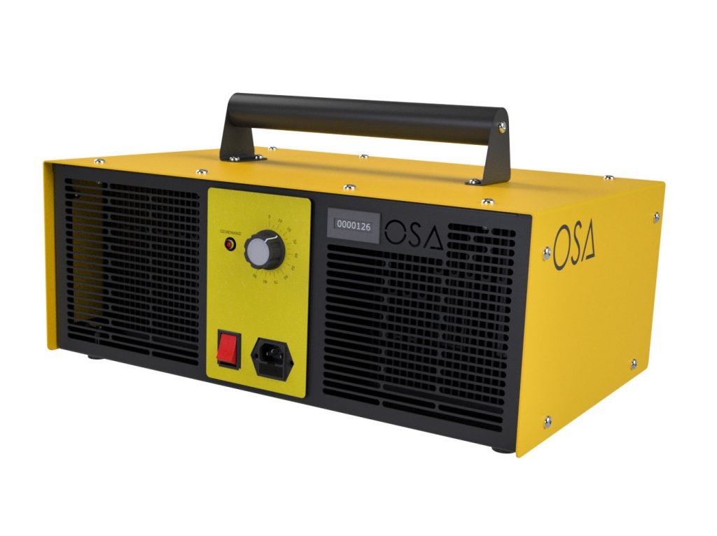 Quartz ozone generator